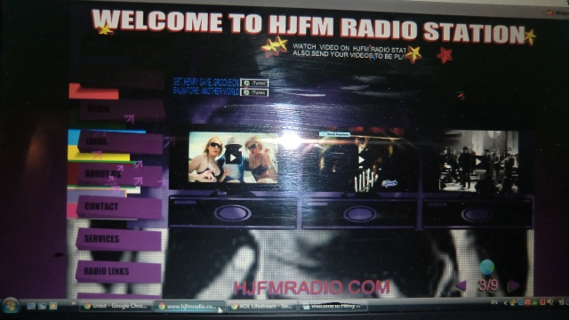 Henry Gaye on HJFM Radio